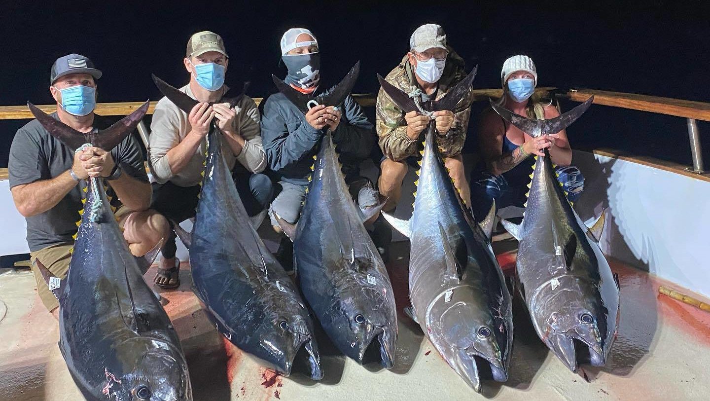 Welcome to Pacific Islander Sportfishing